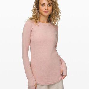 Lululemon Sit in Lotus Sweater